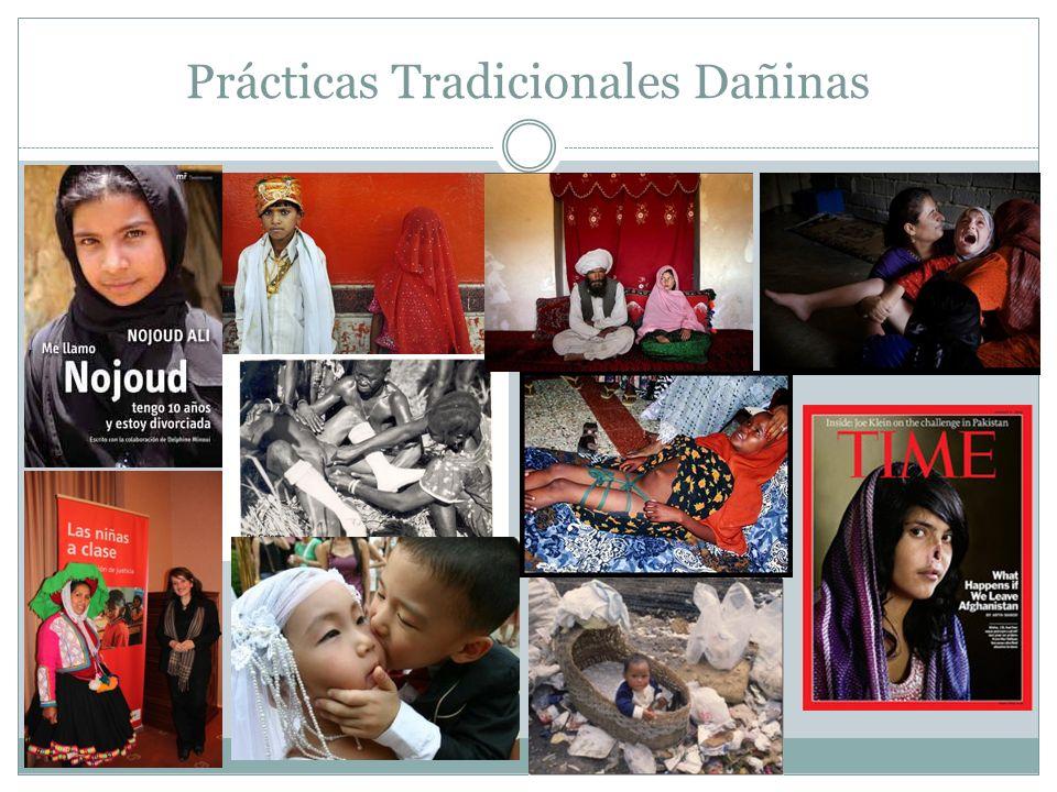 Prácticas Tradicionales Dañinas