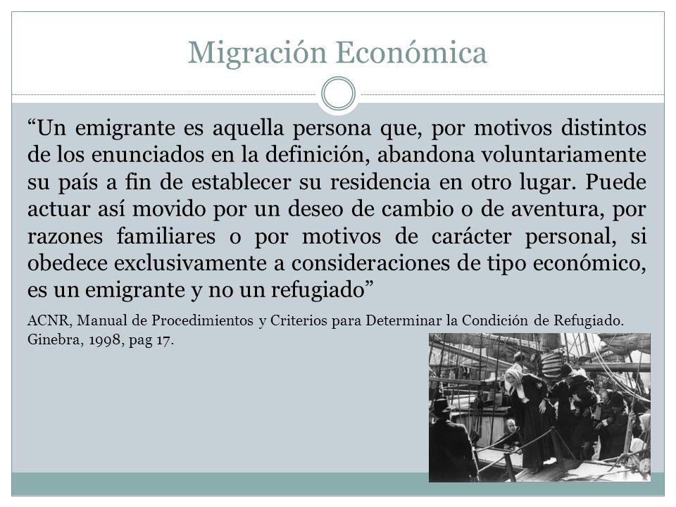 Migración Económica