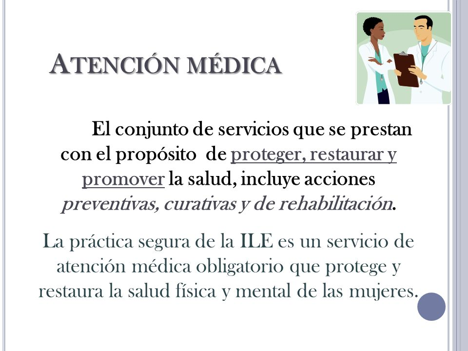 julia escalante: El aborto es una práctica legal, cuya vigilancia médica, protege y restaura la salud de las mujeres.