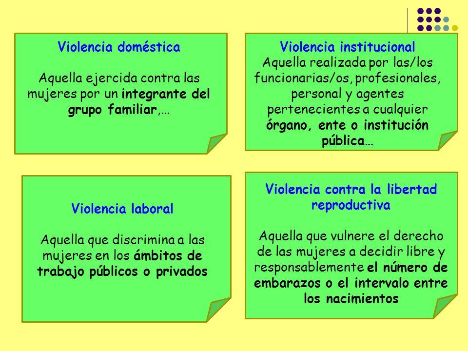Violencia institucional