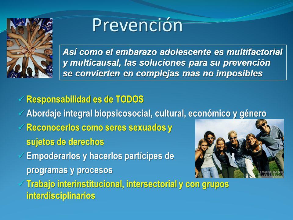 Prevención Responsabilidad es de TODOS