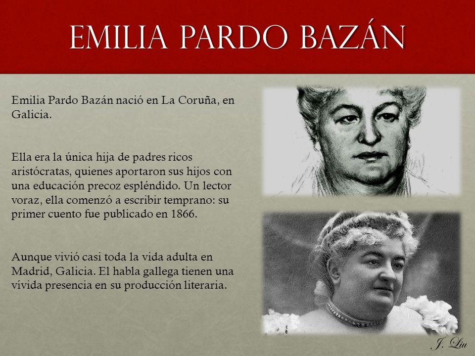Emilia Pardo Bazán J. Liu