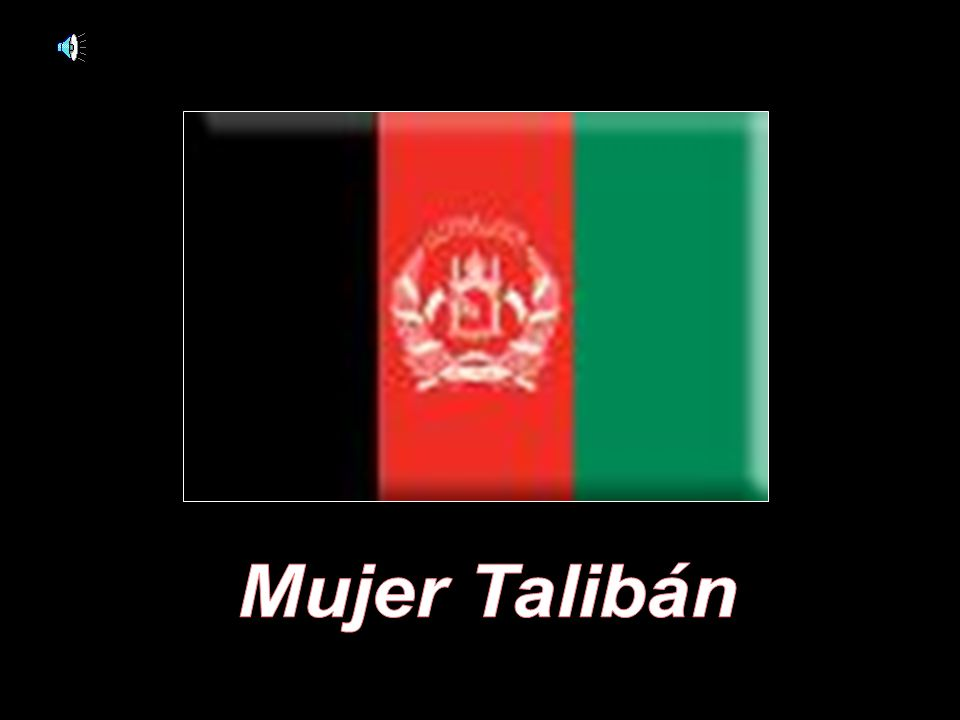Mujer Talibán