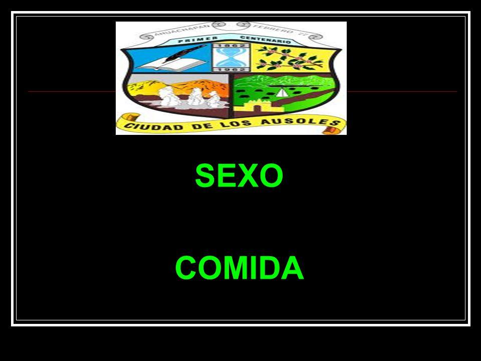 SEXO COMIDA