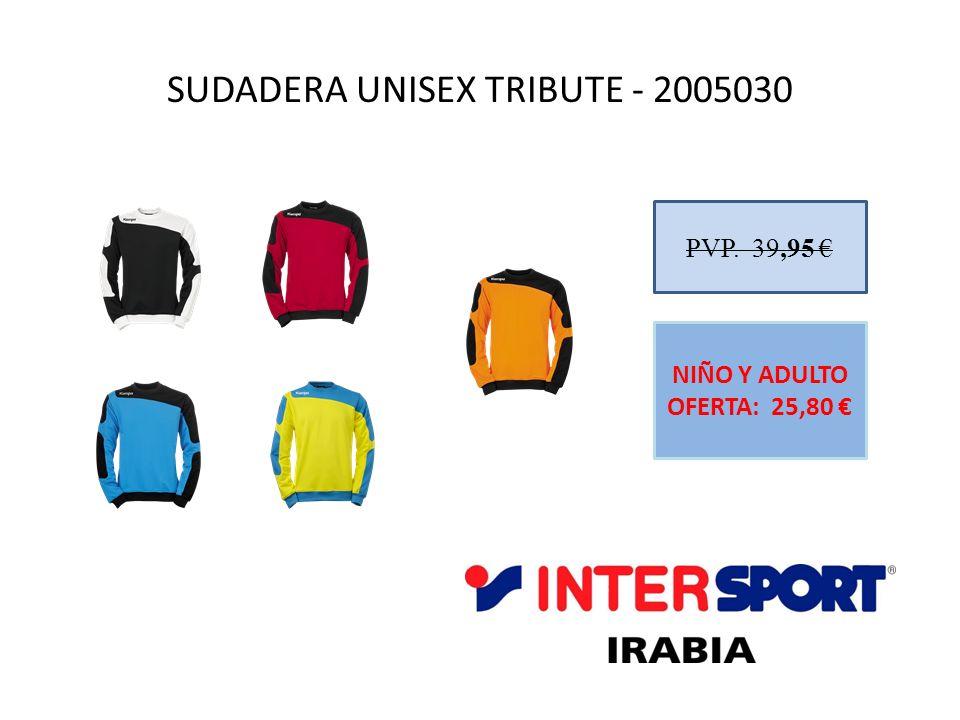 SUDADERA UNISEX TRIBUTE - 2005030
