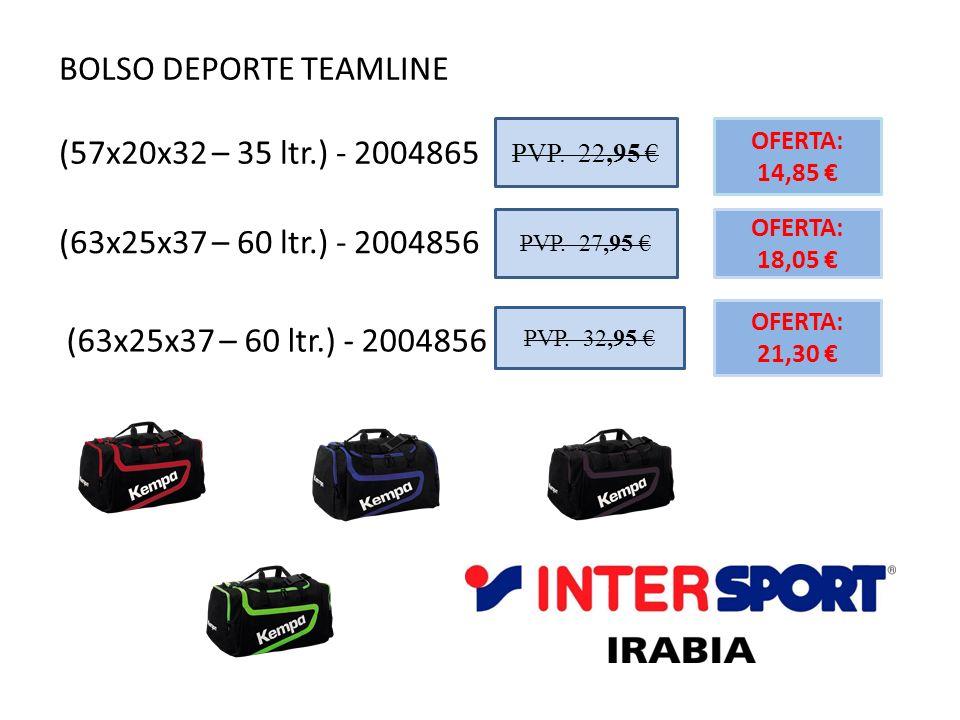 BOLSO DEPORTE TEAMLINE (57x20x32 – 35 ltr.) - 2004865