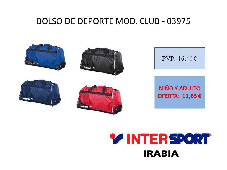 BOLSO DE DEPORTE MOD. CLUB - 03975
