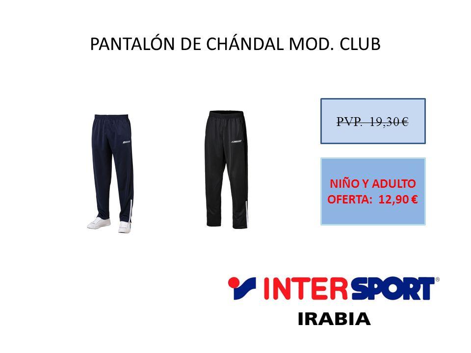 PANTALÓN DE CHÁNDAL MOD. CLUB