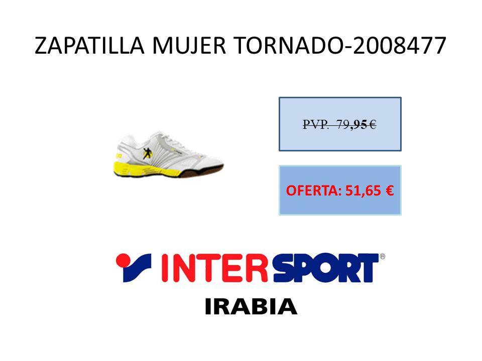 ZAPATILLA MUJER TORNADO-2008477