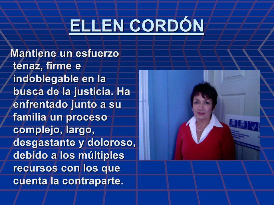 ELLEN CORDÓN