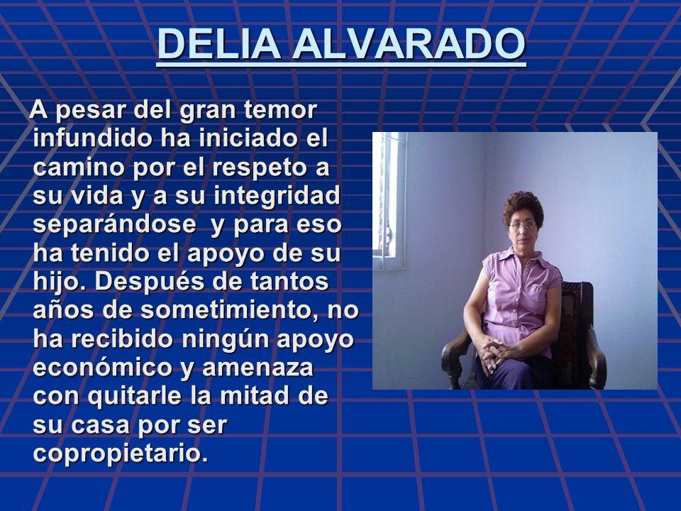 DELIA ALVARADO