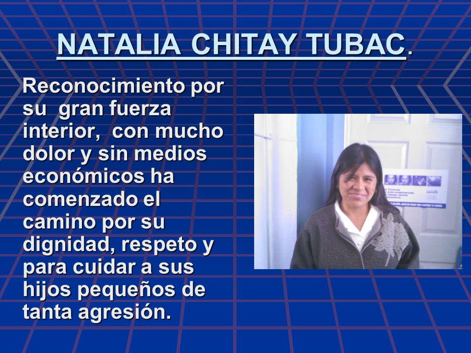 NATALIA CHITAY TUBAC.