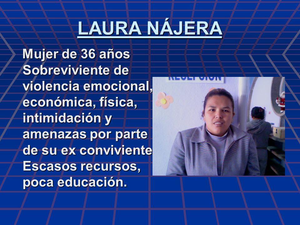 LAURA NÁJERA