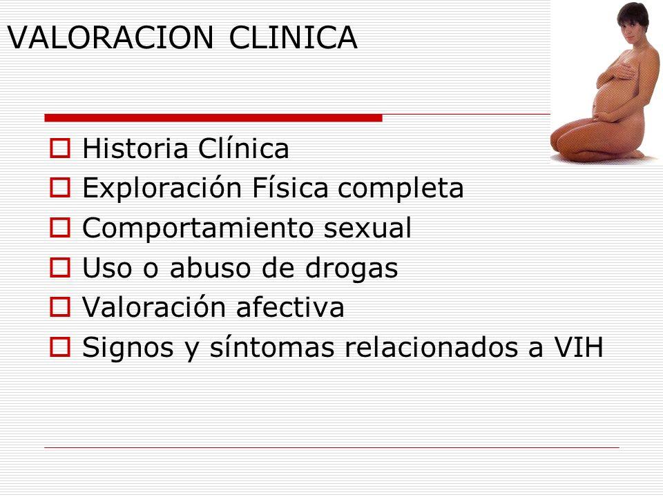 VALORACION CLINICA Historia Clínica Exploración Física completa