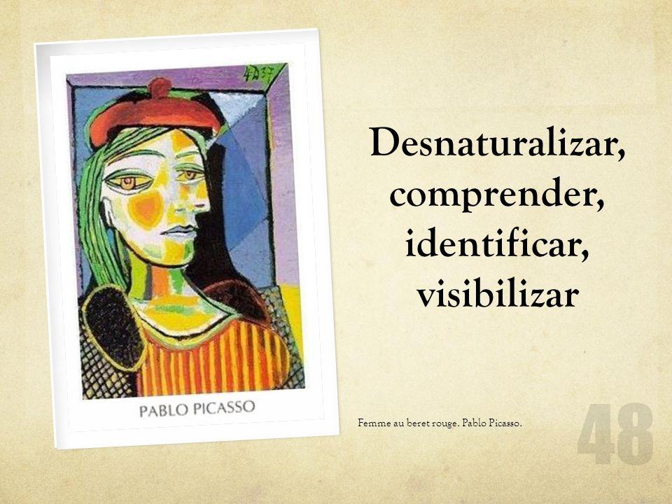 Femme au beret rouge. Pablo Picasso.