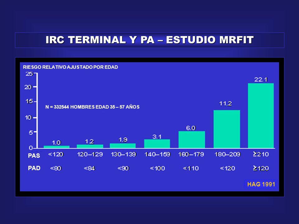 IRC TERMINAL Y PA – ESTUDIO MRFIT
