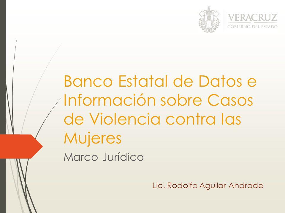 Marco Jurídico Lic. Rodolfo Aguilar Andrade