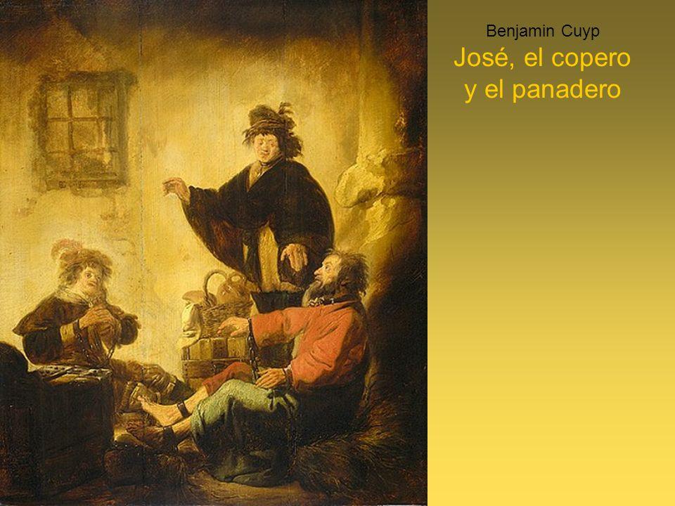 Benjamin Cuyp José, el copero y el panadero