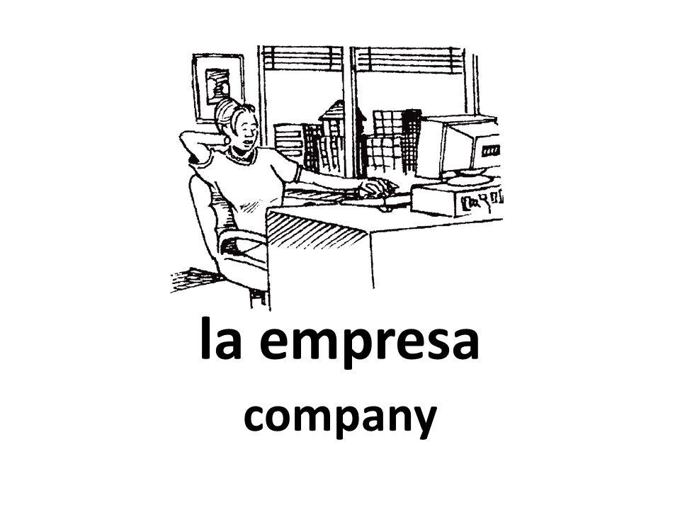 la empresa company