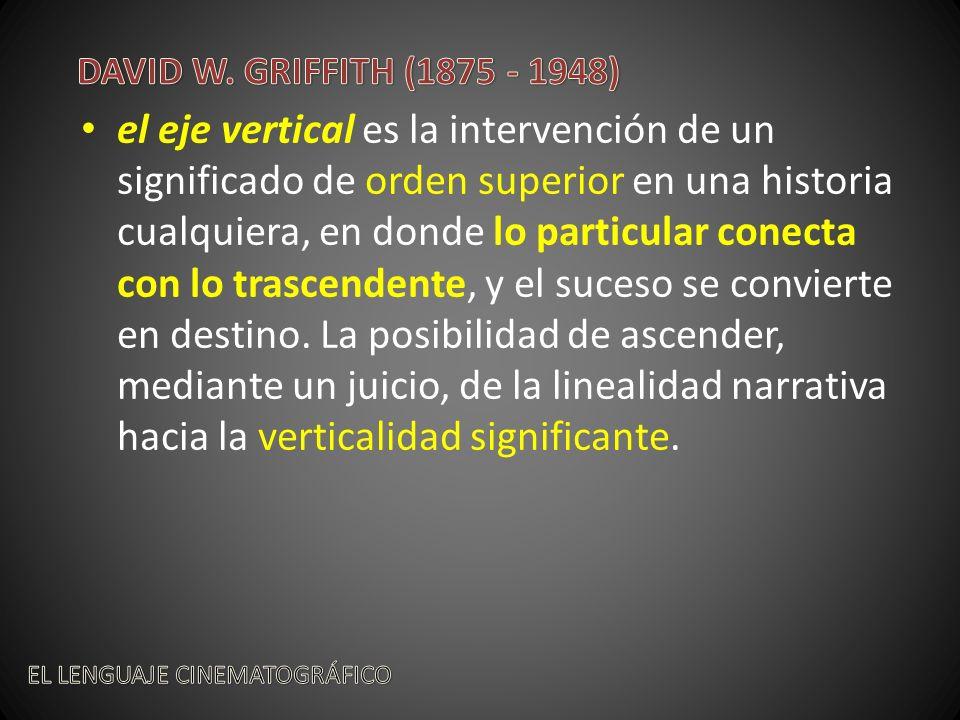 DAVID W. GRIFFITH (1875 - 1948)