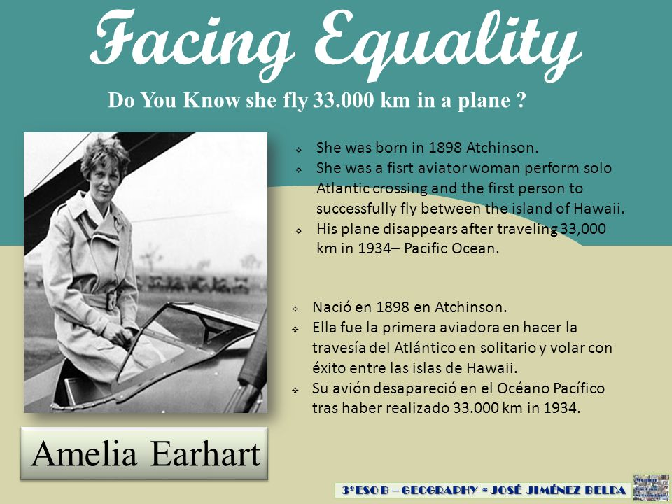 Do You Know she fly 33.000 km in a plane