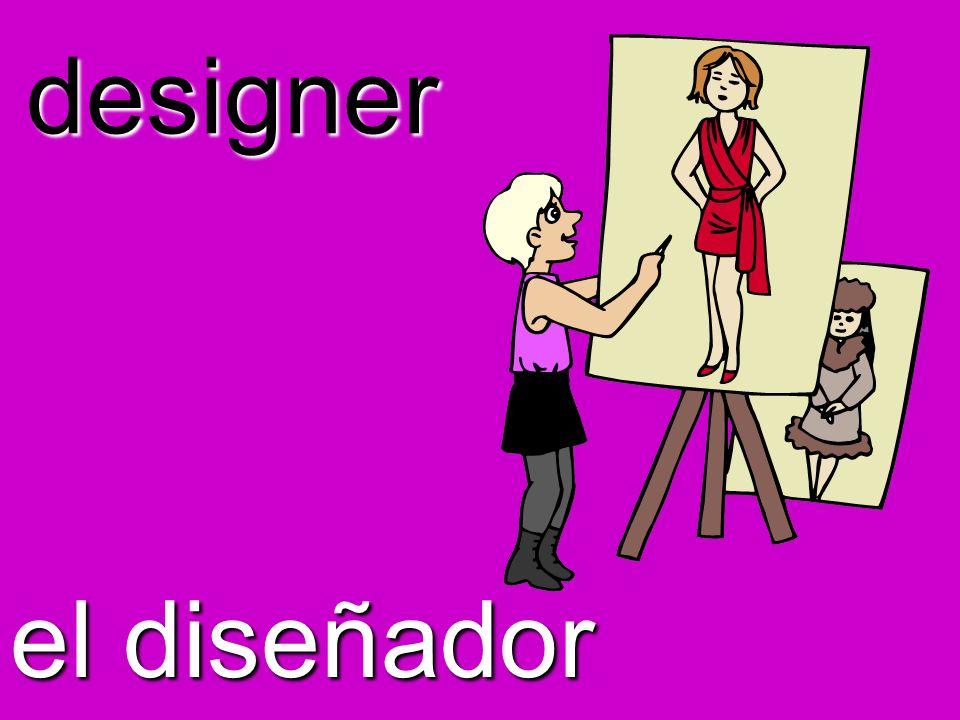 designer el diseñador