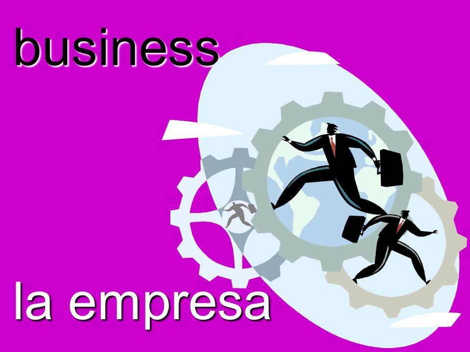 business la empresa