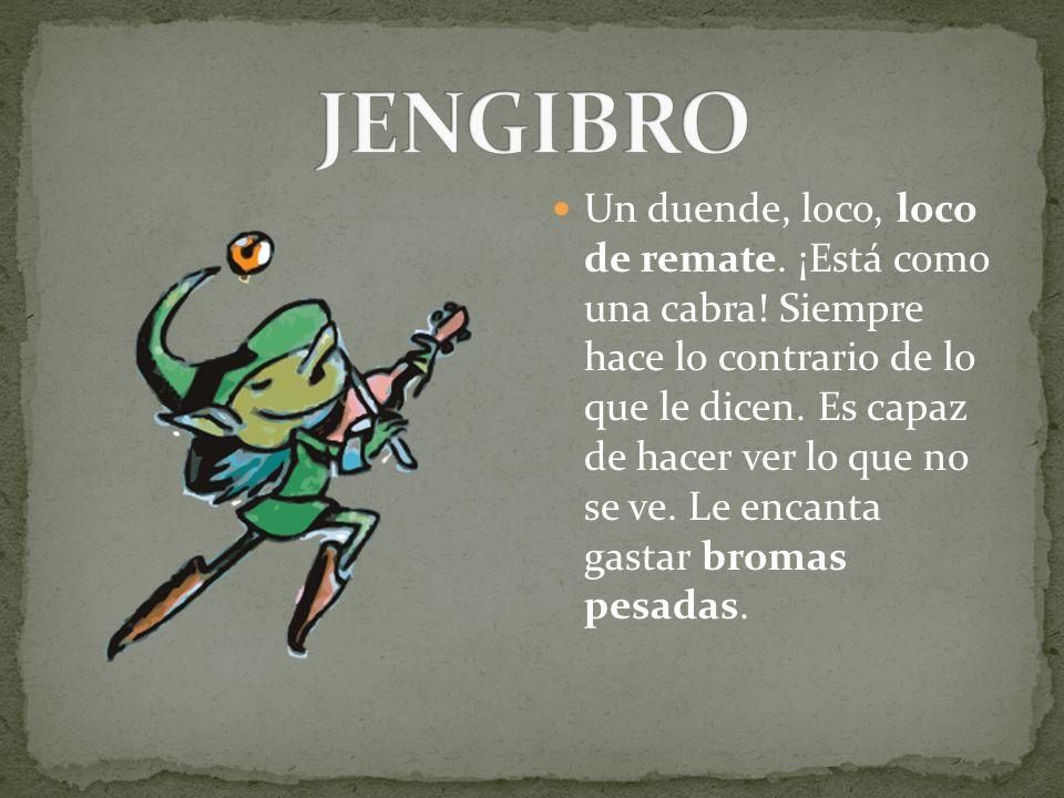 JENGIBRO