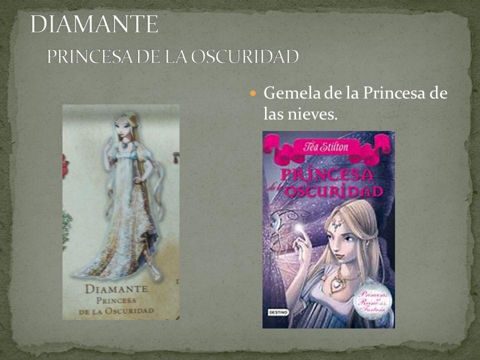 DIAMANTE PRINCESA DE LA OSCURIDAD