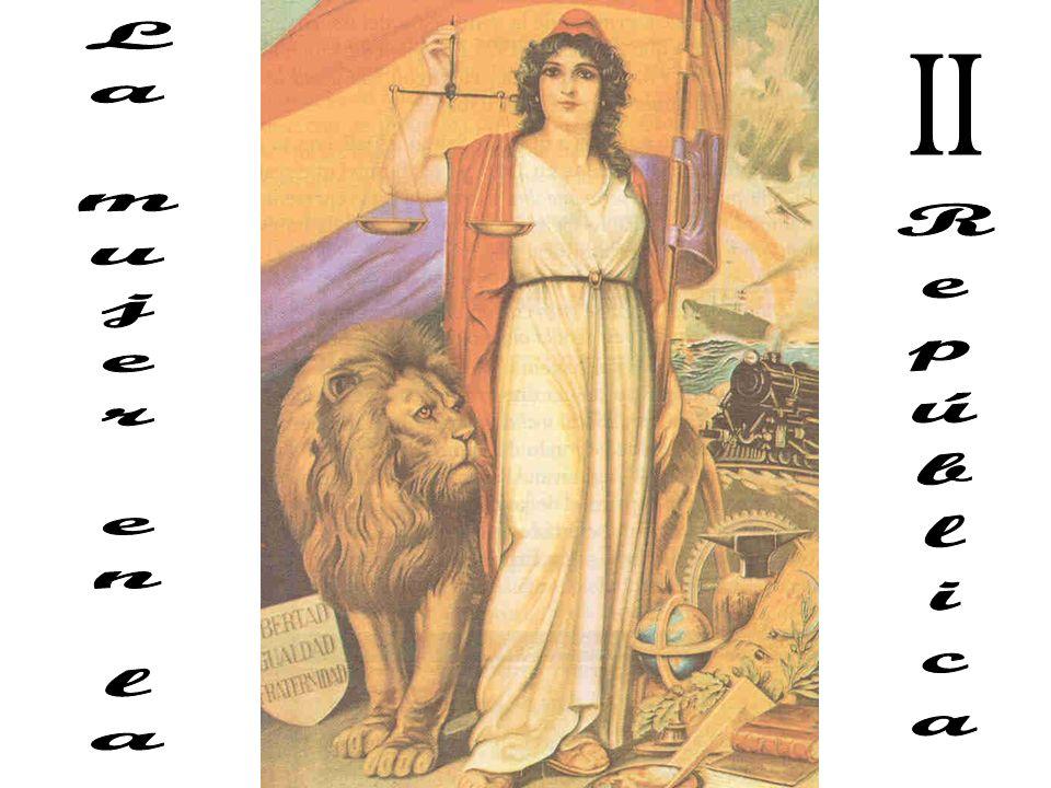 II La mujer en la República