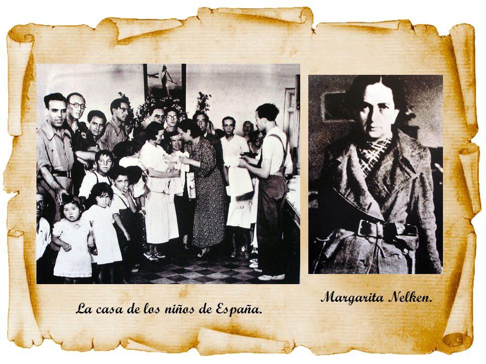 Margarita Nelken. La casa de los niños de España.
