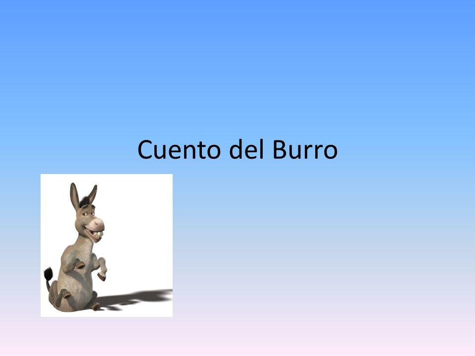 Cuento del Burro