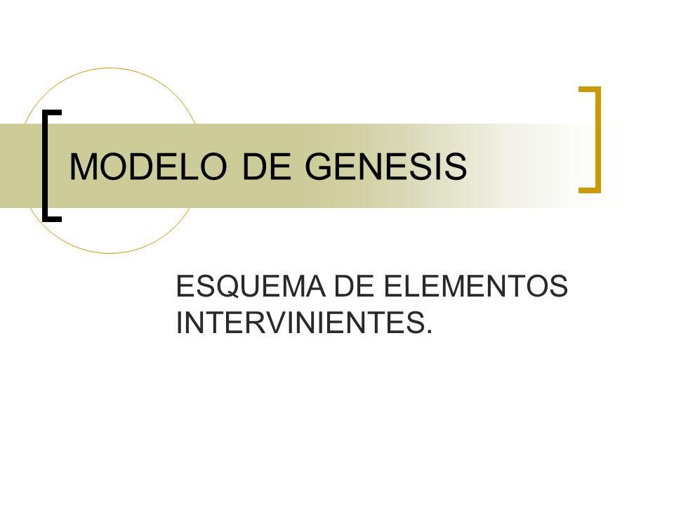 ESQUEMA DE ELEMENTOS INTERVINIENTES.
