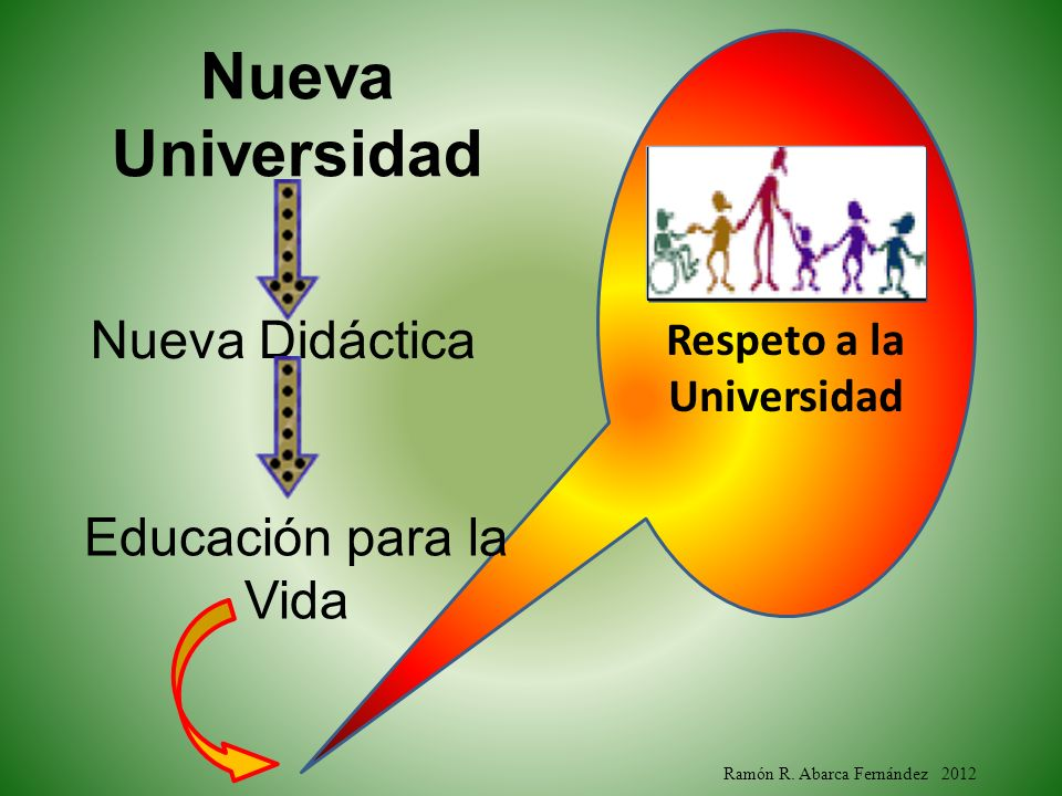 Respeto a la Universidad