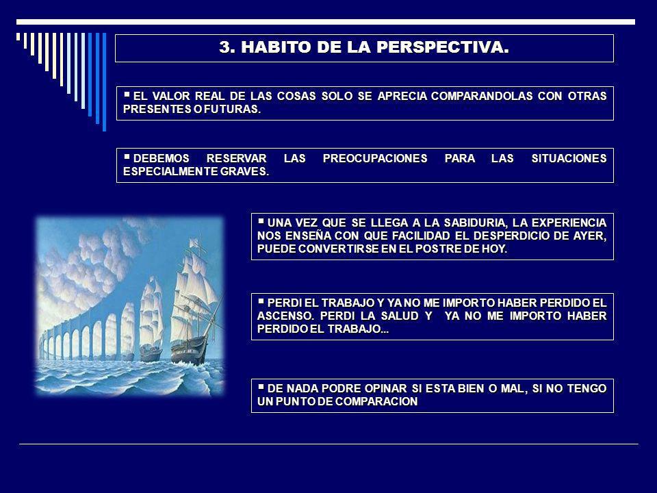 3. HABITO DE LA PERSPECTIVA.