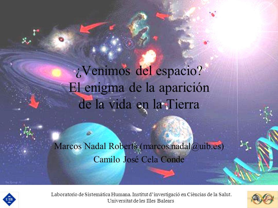 Marcos Nadal Roberts (marcos.nadal@uib.es) Camilo José Cela Conde