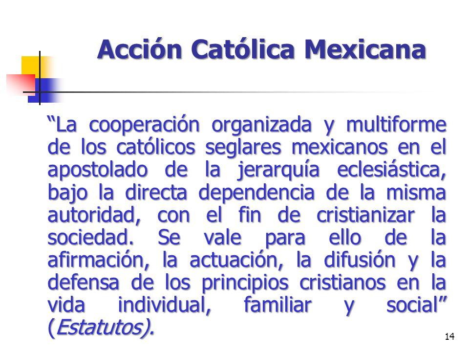Acción Católica Mexicana