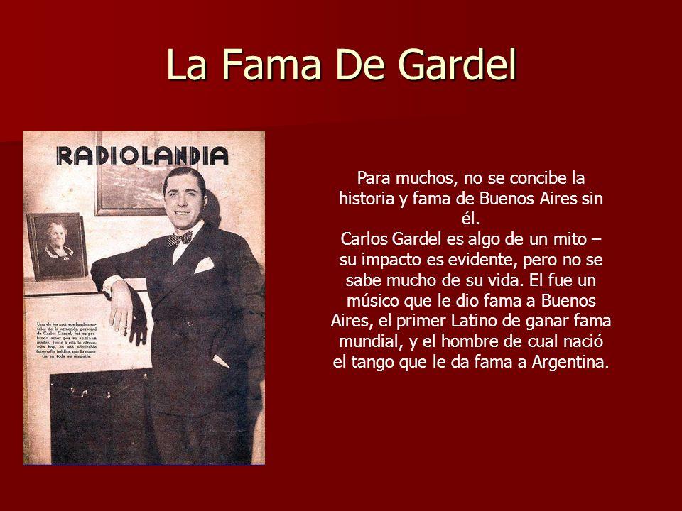 Para muchos, no se concibe la historia y fama de Buenos Aires sin él.
