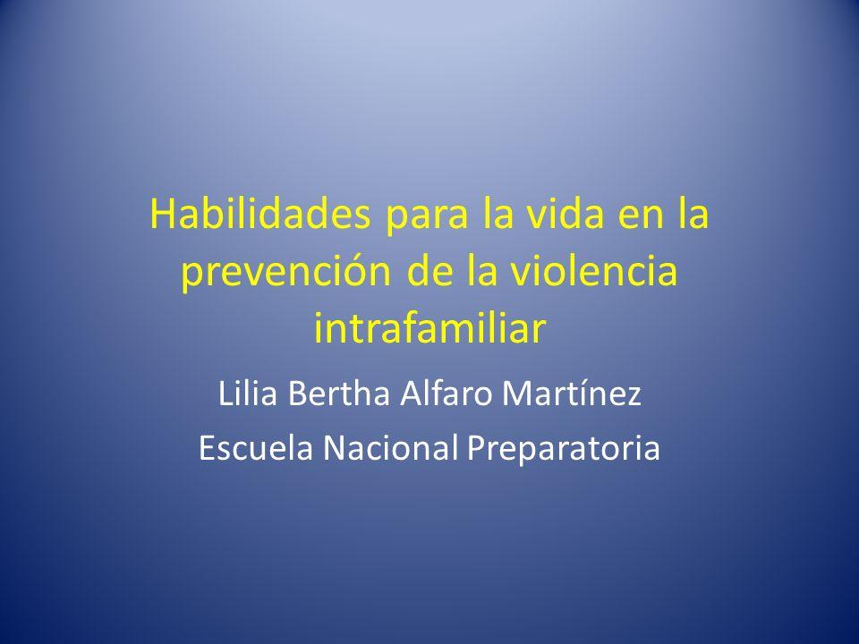 Lilia Bertha Alfaro Martínez Escuela Nacional Preparatoria