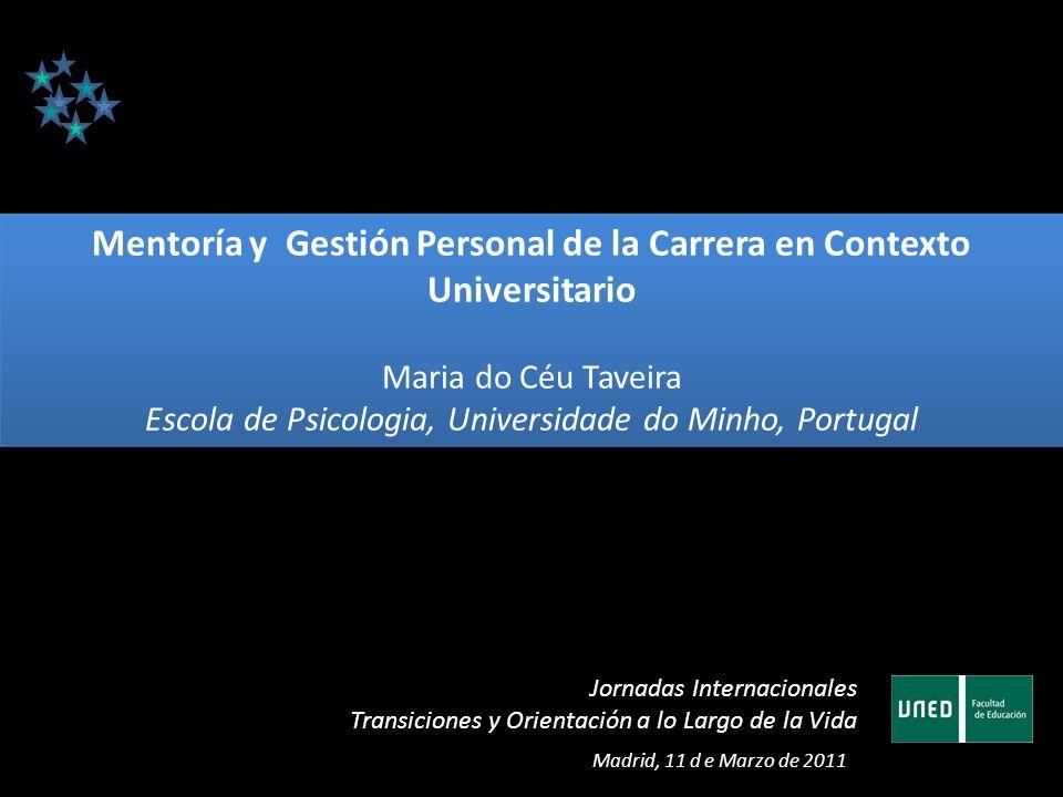 Mentoría y Gestión Personal de la Carrera en Contexto Universitario
