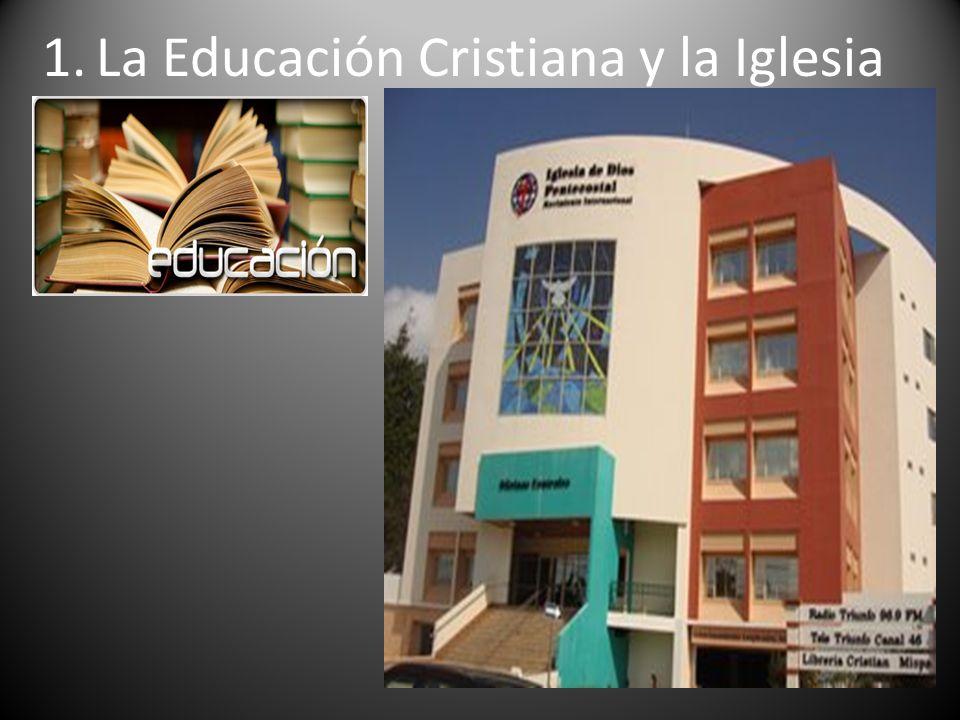 La Educación Cristiana y la Iglesia