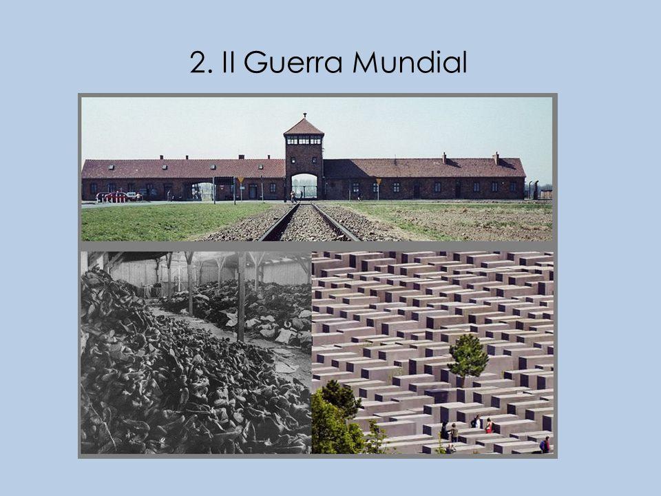 2. II Guerra Mundial