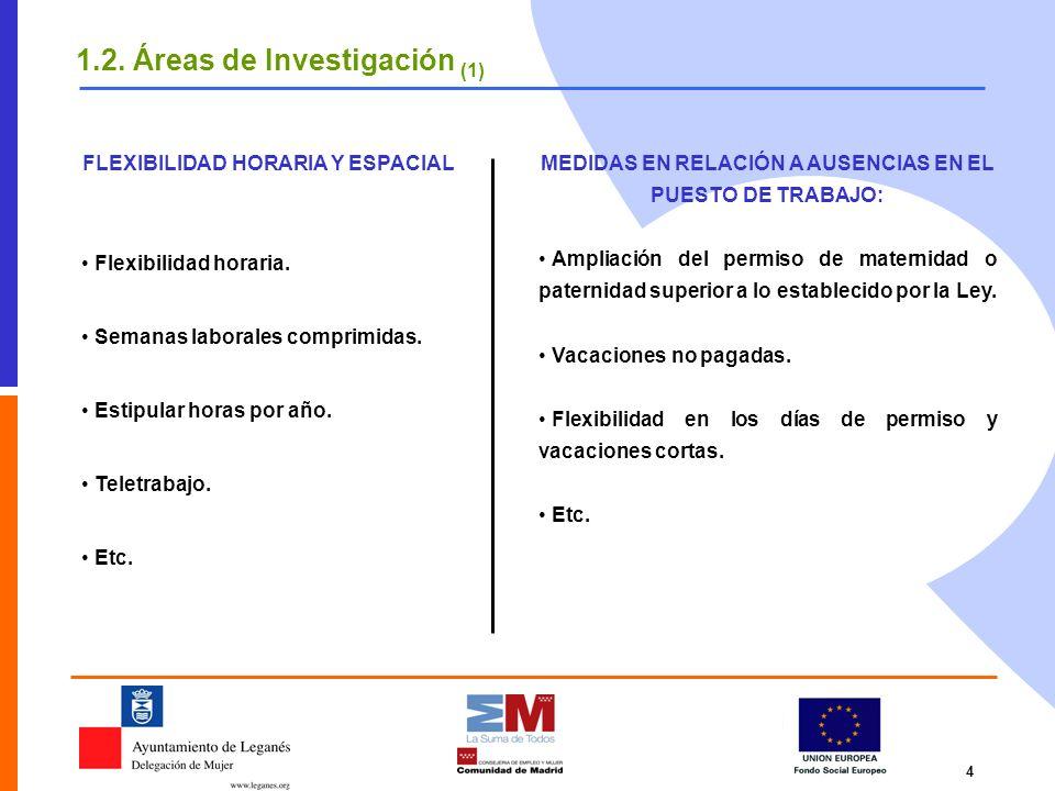 1.2. Áreas de Investigación (1)