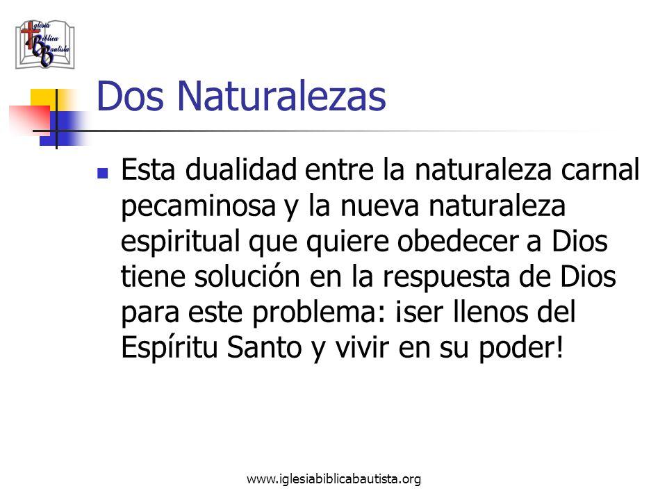 Dos Naturalezas