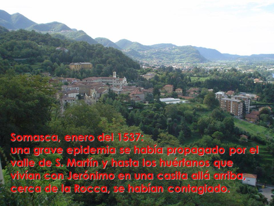 Somasca, enero del 1537: