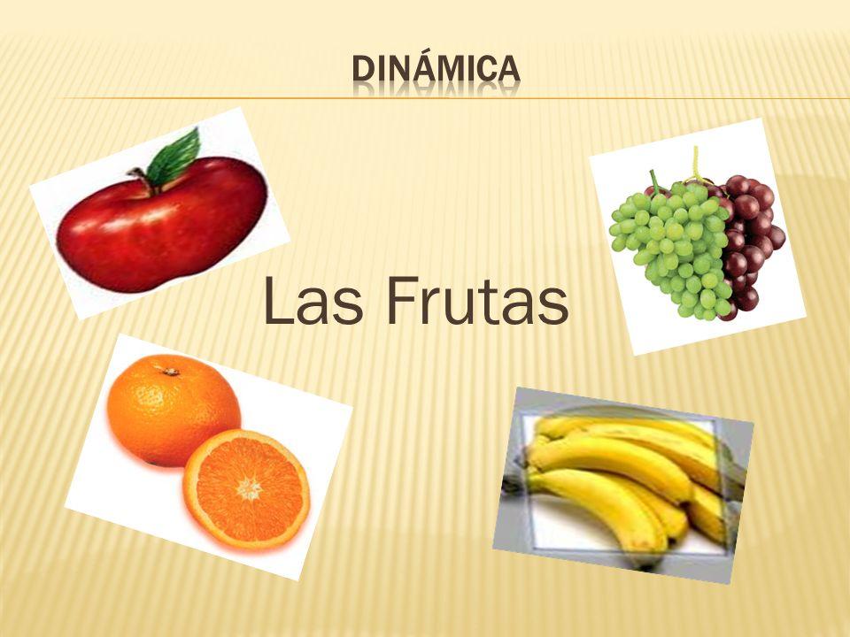 Dinámica Las Frutas