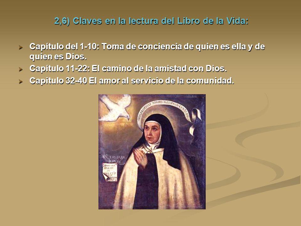 2,6) Claves en la lectura del Libro de la Vida: