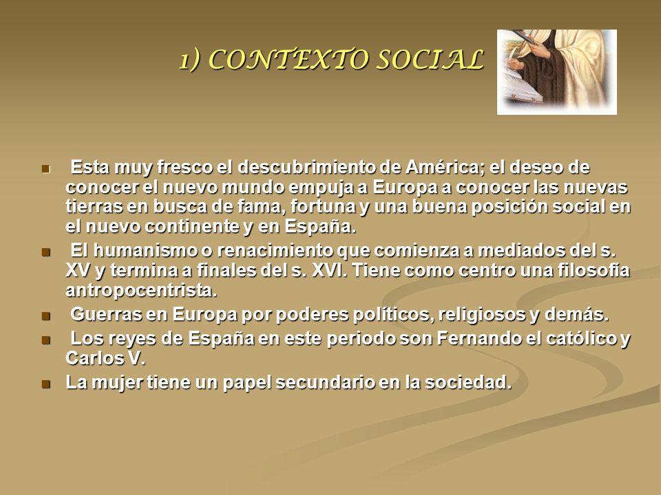 1) CONTEXTO SOCIAL