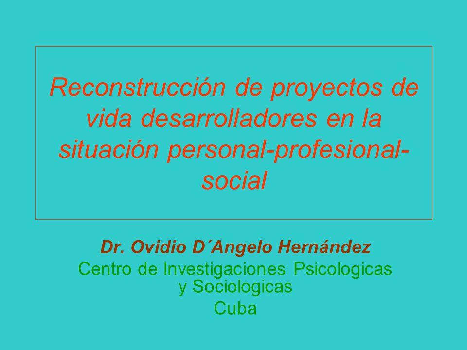Dr. Ovidio D´Angelo Hernández