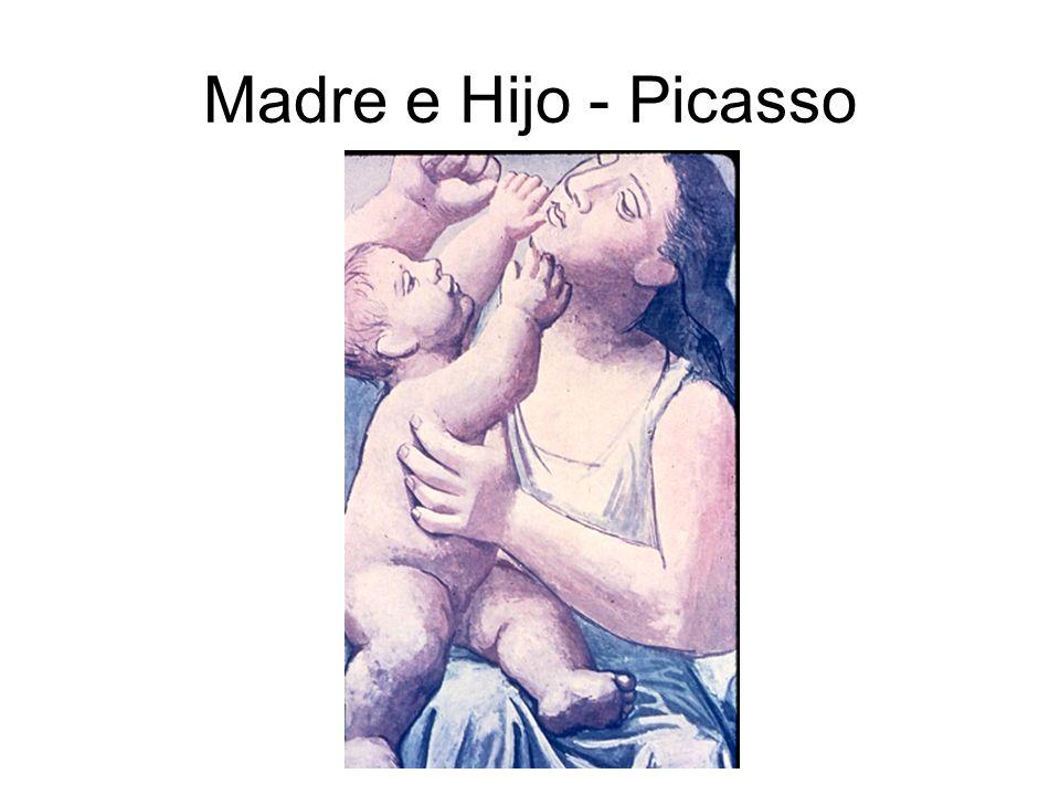 Madre e Hijo - Picasso